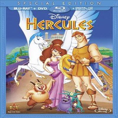 Hercules (한글무자막)(Blu-ray+DVD+Digital Copy) (1997) (2014)