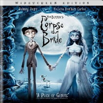 Tim Burton's Corpse Bride (유령신부) (2006)(지역코드1)(한글무자막)(DVD)