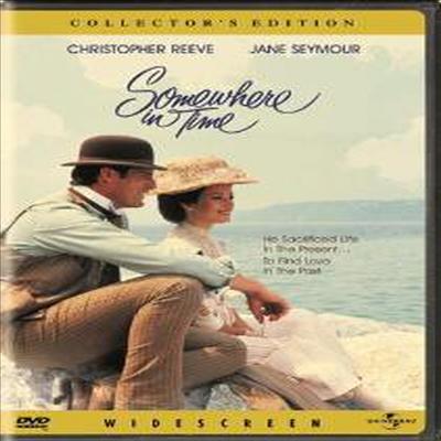 Somewhere In Time (사랑의 은하수)(지역코드1)(한글무자막)(DVD)