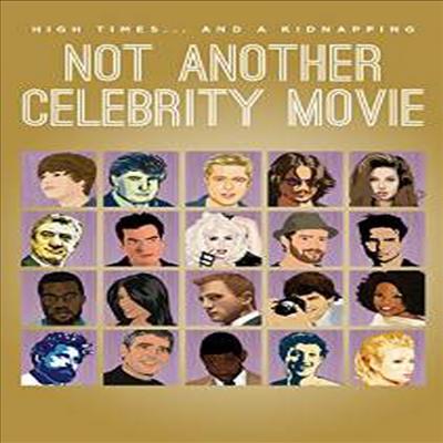 Not Another Celebrity Movie (낫 어나더 셀러브리티 무비)(한글 무자막)(DVD)