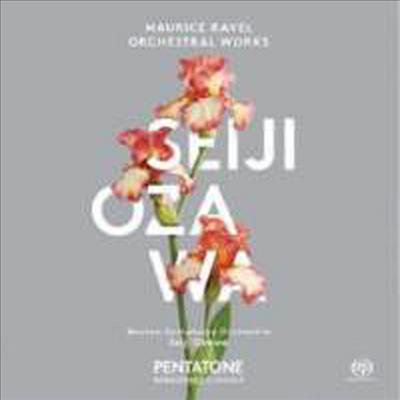 라벨: 관현악 작품집 (Ravel: Orchestral Works) (SACD Hybrid) - Seiji Ozawa