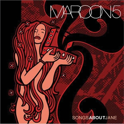 Maroon 5 - Songs About Jane (초회20조완전한정)(8 Bonus Tracks)(Colored Vinyl)(180G)(2LP)