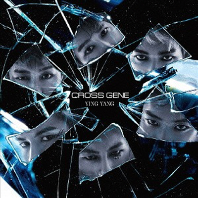 크로스 진 (Cross Gene) - Ying Yang (CD+Photobook) (초회한정반 A)