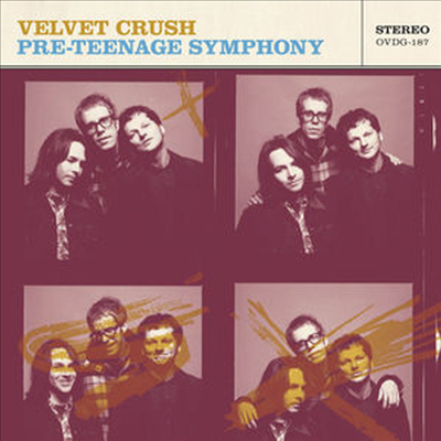 Velvet Crush - Pre-Teen Symphonies (CD)