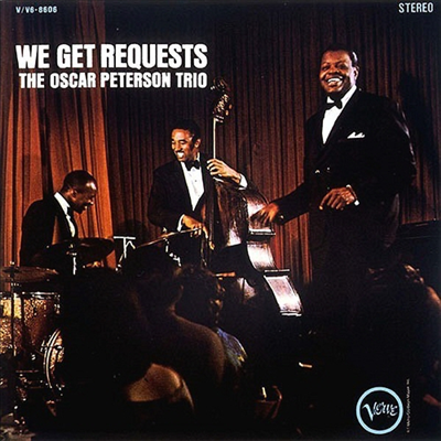 Oscar Peterson Trio - We Get Requests (SHM-CD)(일본반)