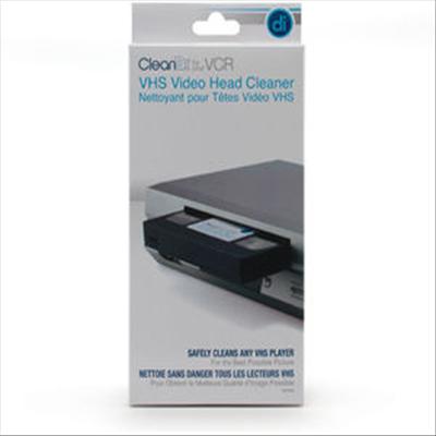 Allsop - Allsop Clean Dr Vhs Video Head Cleaning Kit - Ef O