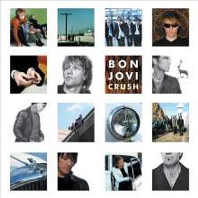 Bon Jovi - Crush (Remastered)(Gatefold)(180G)(2LP)