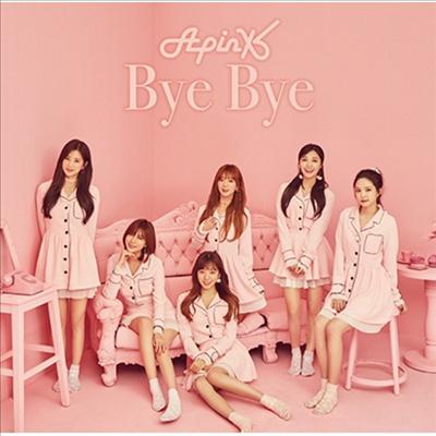에이핑크 (Apink) - Bye Bye (CD+DVD+Goods) (초회완전생산한정반 A)