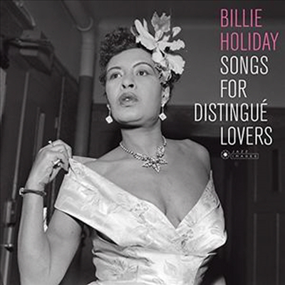 Billie Holiday - Songs For Distingue Lovers (Limited Edition)(Gatefold Cover)(180G)(LP)