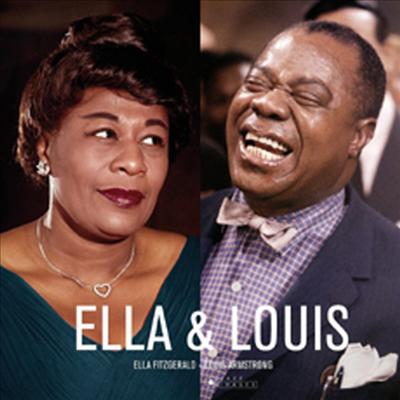 Ella Fitzgerald & Louis Armstrong - Ella & Louis (Ltd. Ed)(Gatefold)(180G)(LP)