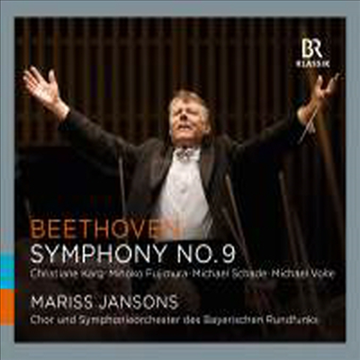 베토벤: 교향곡 9번 '합창' (Beethoven: Symphony No. 9 in D minor, Op. 125 'Choral')(CD) - Mariss Jansons