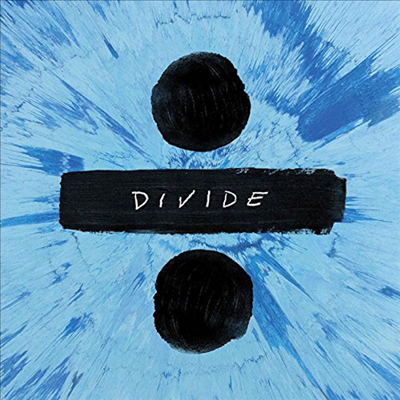 Ed Sheeran - ÷ (180g 2LP)