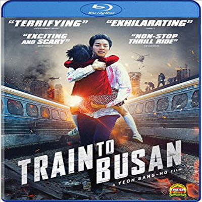 Train To Busan (부산행) (한국영화)(한글무자막)(Blu-ray)