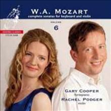 모차르트 : 바이올린 소나타 6집 (KV 376, 296, 27 & 377) (SACD Hybrid) - Rachel Podger