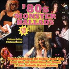 Various Artists - 80s Monster Ballads (2CD)