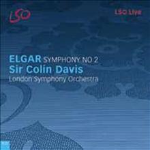 엘가 : 교향곡 2번 (Elgar : Symphony No.2)(CD) - Colin Davis
