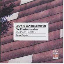 베토벤 : 피아노 소나타 전곡 (Beethoven : Complete Piano Sonatas) (9CD) - Dieter Zechlin