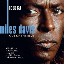 Miles Davis - Out Of The Blue (10CD Wallet Box Set)