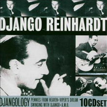 Django Reinhardt - Djangology (10CD Wallet Box Set)