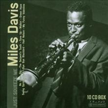 Miles Davis - Just Squeeze Me (10CD Wallet Box Set)
