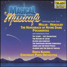 Magical Musicals - Erich Kunzel