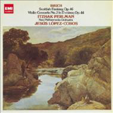 �����: ���̿ø� ���ְ� 2��, ����Ʈ���� ȯ��� (Bruch: Violin Concerto No.2, Scottish Fantasy) (HQCD)(�Ϻ���) - Itzhak Perlman