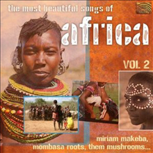 Various Artists - Most Beautiful Songs of Africa Vol.2