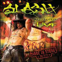 Slash - Made In Stoke 24/7/11 (2CD)