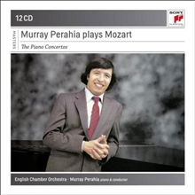 ������Ʈ : �ǾƳ� ���ְ� ���� (Mozart : The Piano Concertos) (12CD Boxset) - Murray Perahia