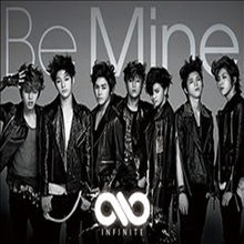 ���Ǵ�Ʈ (Infinite) - Be Mine (Single)(CD+DVD)(Limited Edition A)(Soild Version)