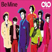 ���Ǵ�Ʈ (Infinite) - Be Mine (Single)(Limited Edition B)(Pop Art Version)