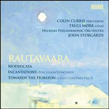 ���Ÿ�ٶ�: ���ְ�� ������ ��ǰ�� (Rautavaara: Modificata, Incantations, Toward the Horizon) - John Storgards