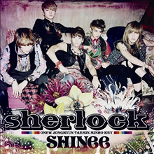 ���̴� (Shinee) - Sherlock (Japanese ver.) (Single)