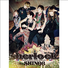 ���̴� (Shinee) - Sherlock (Japanese ver.) (Single)(CD+DVD)(Limited Edition)