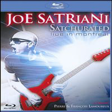 Joe Satriani - Satchurated: Live in Montreal (Blu-ray 3D) (2012)