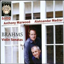 �����: ���̿ø� �ҳ�Ÿ 1-3�� (Brahms: Violin Sonatas No.1-3) - Anthony Marwood