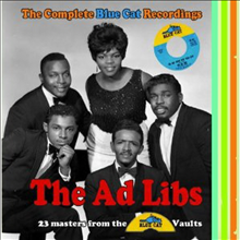 Ad Libs - Complete Blue Cat Recordings