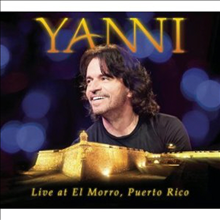 Yanni - Live at El Morro, Puerto Rico (CD+PAL DVD)