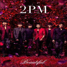 (2PM) - Beautiful (Single)(CD+DVD)(Limited Edition)