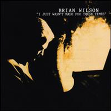Brian Wilson - I Just Wasn't Made for These Times (Limited Edition)(180G)(LP)