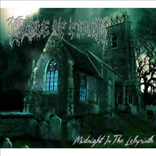 Cradle Of Filth - Midnight in the Labyrinth (Limited Edition)(2CD)