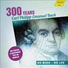 C.P.E.바흐 탄생 300주년 - 그의 음악, 그의 인생 (300 Years C.P.E.Bach - His Music, his Life) - Wolfram Christ