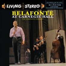 Harry Belafonte - Belafonte At Carnegie Hall (Ltd. Ed)(Gatefold)(180G)(2LP)