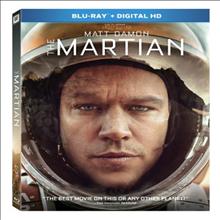 Martian (마션) (한글무자막)(Blu-ray+Digital HD)