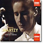 Legendary Johanna Martzy - J.S.Bach : Sonatas & Partitas