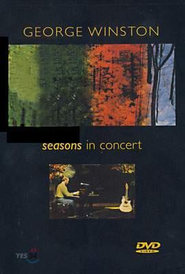 George Winston - Seasons In Concert
