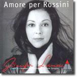 Jennifer Larmore - Amore Per Rossini : English Chambr OrchestraㆍCarella