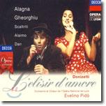 Donizetti : L'elisir d'amore : AlagnaㆍGheorghiu
