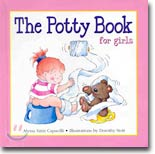 The Potty Book - For Girls