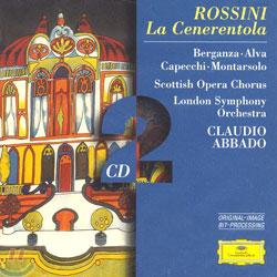 Rossini : La Cenerentola : Claudio Abbado